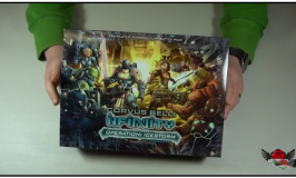 Infinity Operation IceStorm Unboxing – PanOceania vs Nomads Battle Pack