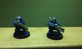 Warhammer 40k Tau Fire Warriors – Learning the Basics